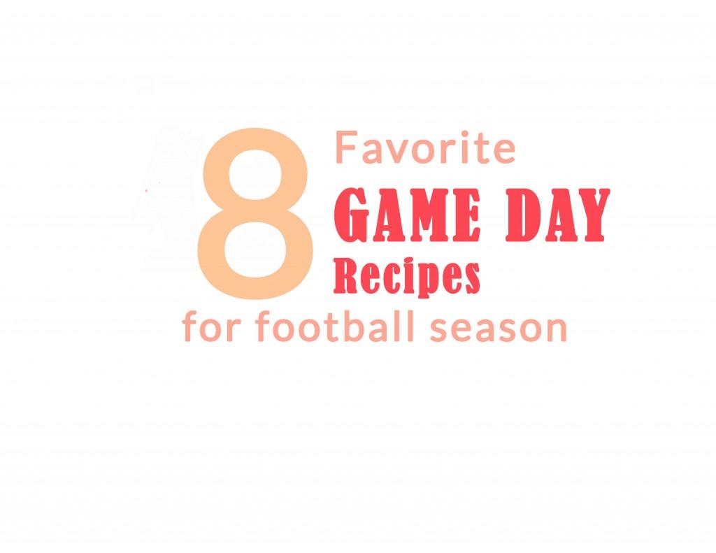 8 recipes