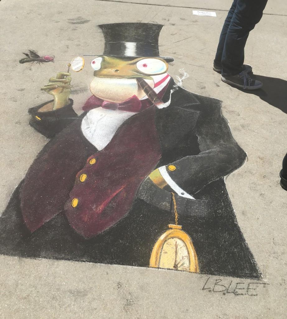 onyx and blush co chalk art 1