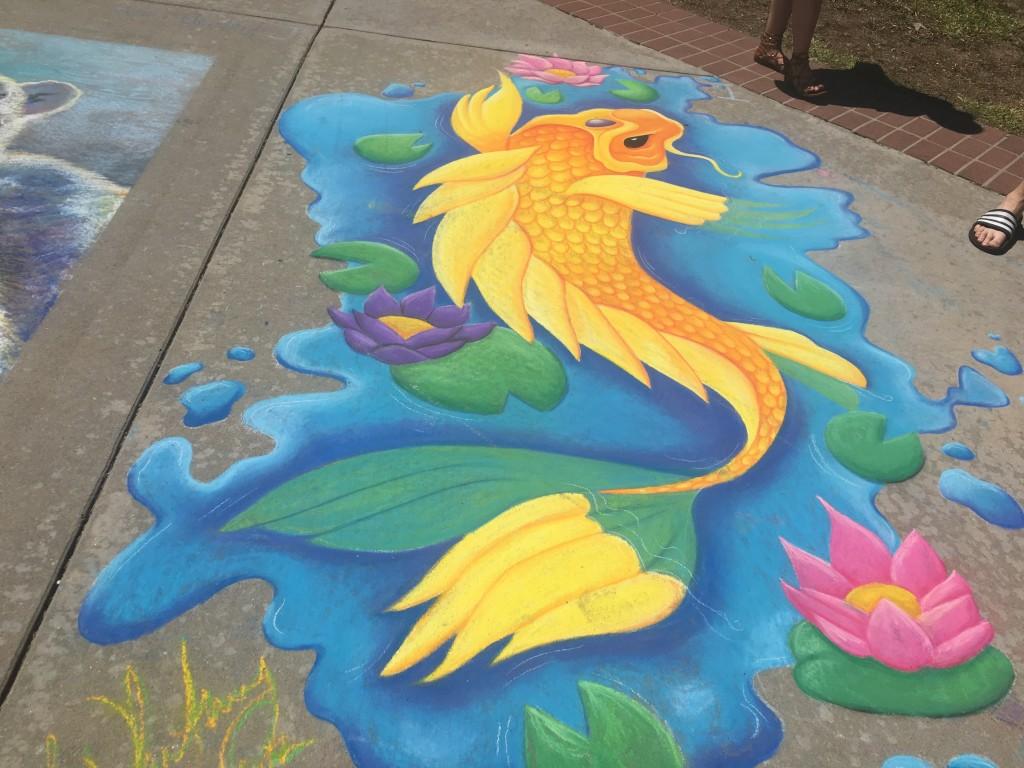 onyx and blush co chalk art 4