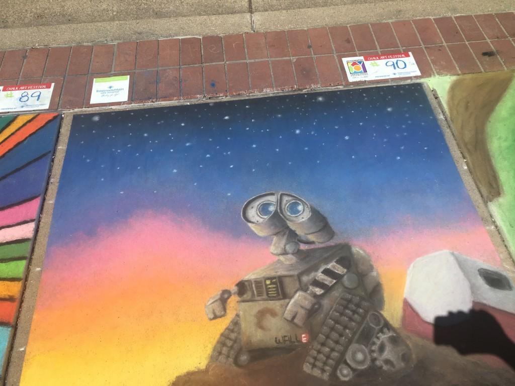 onyx and blush co chalk art 7
