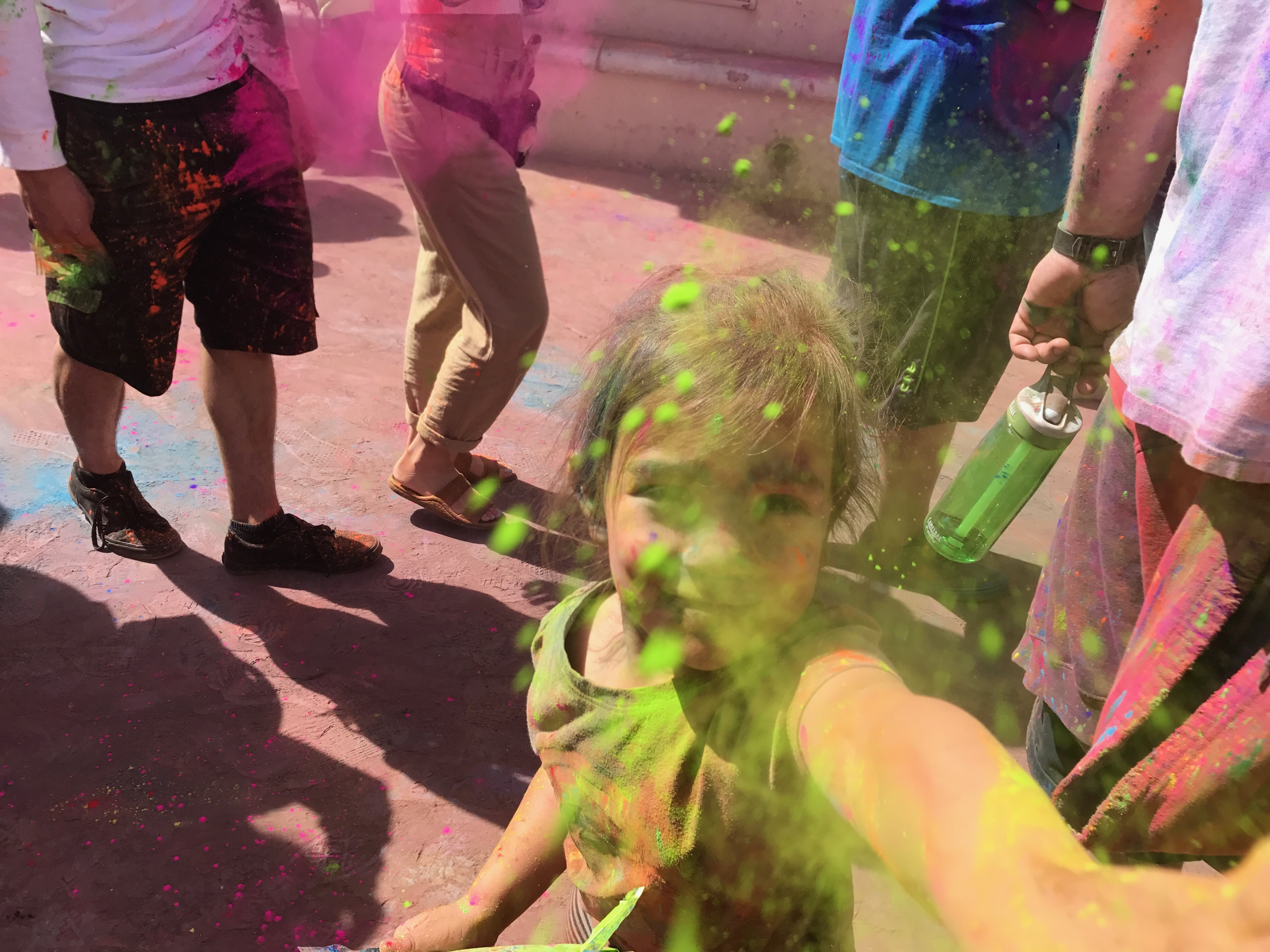 Holi Festival of Colors from Onyx and Blush Co 5